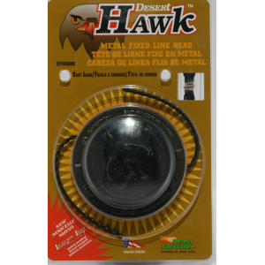 Dessert Hawk Alloy Head