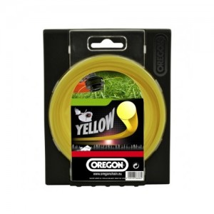 Oregon Yellow Round Nylon