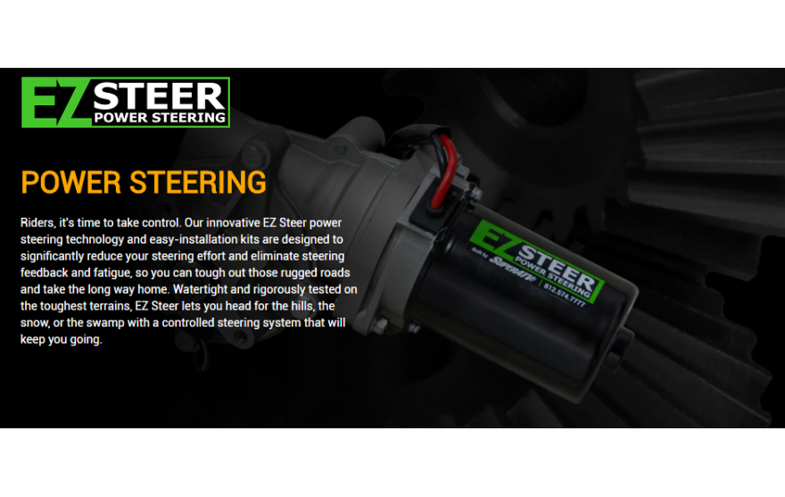 EZ Steer Power Steering