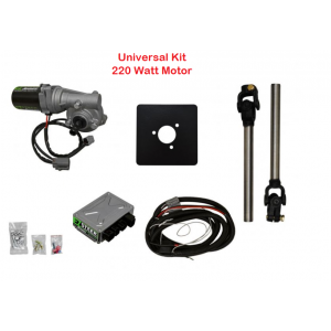 Universal 220 Watt Power Steering Kit
