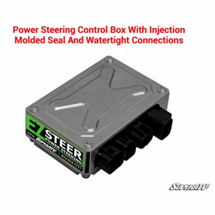 Universal 400 Watt Power Steering Kit