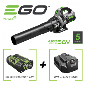 Ego Power Plus 56 Volt Leaf Blower Package Deal