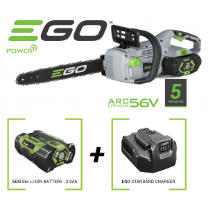 Ego Power Plus 56 Volt Chainsaw Package