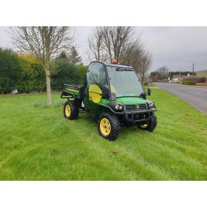 "2017 John Deere XUV855D Gator ""Choice of 2"""
