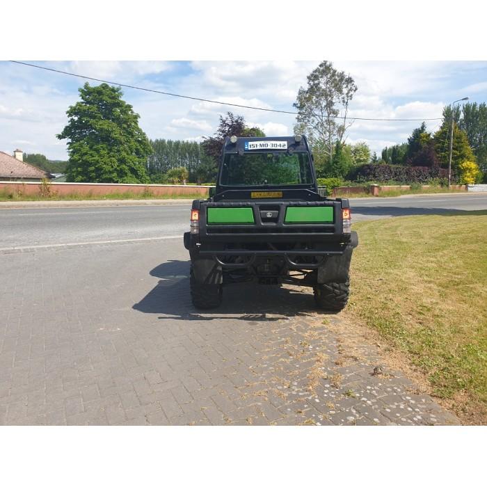 2015 John Deere XUV855D Gator