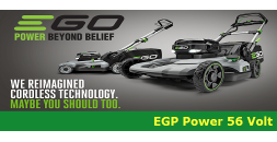 EGO Power Plus 56 Volt