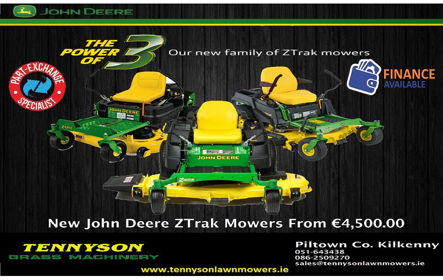 John Deere ZTrak
