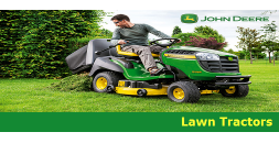 Ride-on lawnmowers