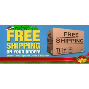 Free Christmas Shipping
