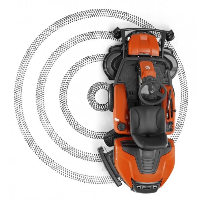 Husqvarna R320 AWD