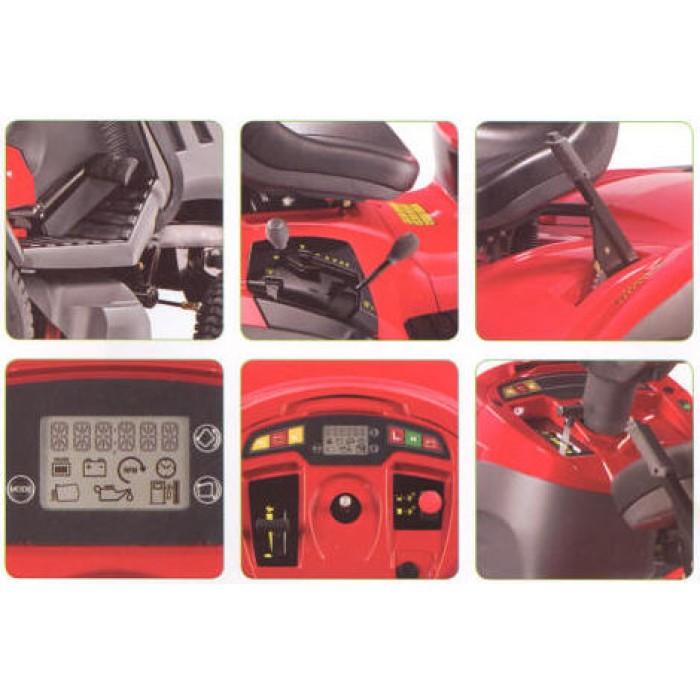 Castelgarden XT220HD